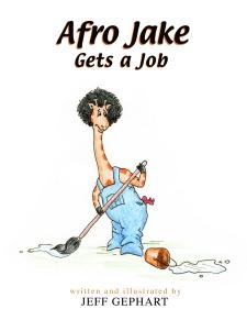 Afro Jake E-book Cover