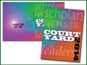 Courtyard Yearbook 2014