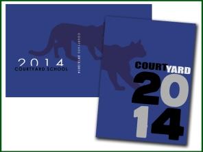 Courtyard Yearbook2 2014