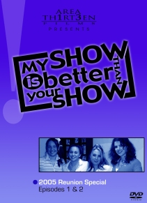 My Show DVD cover 1