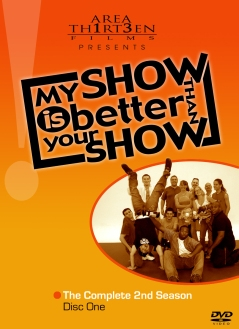 My Show DVD cover 2